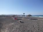 Pláž Monolithos - ostrov Santorini foto 22