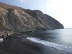 Pláž Perissa - ostrov Santorini foto 1