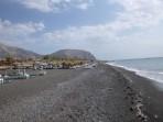 Pláž Perivolos - ostrov Santorini foto 1