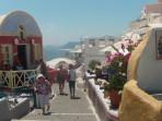 Oia (Ia) - ostrov Santorini foto 53