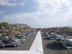 Pláž Perivolos - ostrov Santorini foto 5