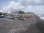 Pláž Perivolos - ostrov Santorini foto 6