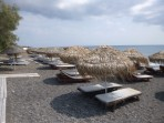 Pláž Perivolos - ostrov Santorini foto 7