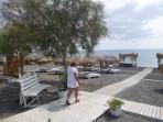Pláž Perivolos - ostrov Santorini foto 10
