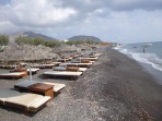 Pláž Perivolos - ostrov Santorini foto 13
