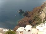 Oia (Ia) - ostrov Santorini foto 55