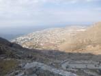 Pohoří Mesa Vouno - ostrov Santorini foto 9