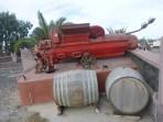 Muzeum vína (Vothonas) - ostrov Santorini foto 3