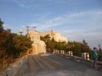 Klášter Profitis Ilias - ostrov Santorini foto 8