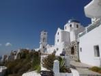 Kostel Anastasi (Imerovigli) - ostrov Santorini foto 1