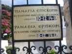 Kostel Panagia Episkopi - ostrov Santorini foto 3