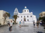 Kostel Panagia Platchani (Oia) - ostrov Santorini foto 2