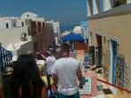Oia (Ia) - ostrov Santorini foto 65