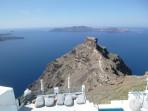 Skaros - ostrov Santorini foto 6
