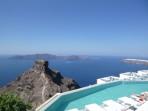 Skaros - ostrov Santorini foto 8