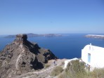Skaros - ostrov Santorini foto 9