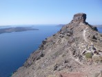 Skaros - ostrov Santorini foto 10