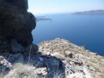 Skaros - ostrov Santorini foto 14