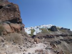 Skaros - ostrov Santorini foto 15