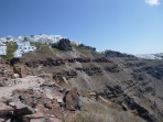 Skaros - ostrov Santorini foto 16
