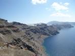 Skaros - ostrov Santorini foto 17