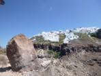 Skaros - ostrov Santorini foto 18