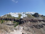 Skaros - ostrov Santorini foto 19