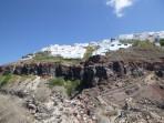 Skaros - ostrov Santorini foto 21