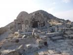 Thira (archeologické naleziště) - ostrov Santorini foto 4