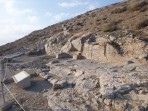 Thira (archeologické naleziště) - ostrov Santorini foto 6