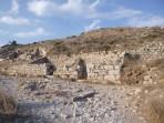 Thira (archeologické naleziště) - ostrov Santorini foto 8