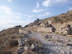 Thira (archeologické naleziště) - ostrov Santorini foto 9
