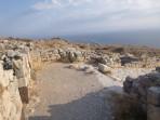 Thira (archeologické naleziště) - ostrov Santorini foto 12
