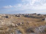 Thira (archeologické naleziště) - ostrov Santorini foto 15