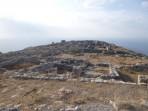 Thira (archeologické naleziště) - ostrov Santorini foto 17
