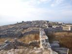 Thira (archeologické naleziště) - ostrov Santorini foto 19