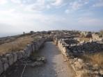 Thira (archeologické naleziště) - ostrov Santorini foto 20