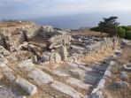 Thira (archeologické naleziště) - ostrov Santorini foto 28