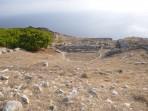 Thira (archeologické naleziště) - ostrov Santorini foto 30