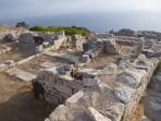 Thira (archeologické naleziště) - ostrov Santorini foto 37