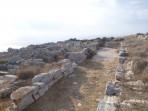 Thira (archeologické naleziště) - ostrov Santorini foto 38