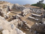 Thira (archeologické naleziště) - ostrov Santorini foto 41