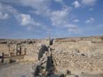 Thira (archeologické naleziště) - ostrov Santorini foto 45