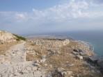 Thira (archeologické naleziště) - ostrov Santorini foto 48