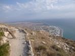 Thira (archeologické naleziště) - ostrov Santorini foto 49