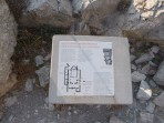 Thira (archeologické naleziště) - ostrov Santorini foto 51