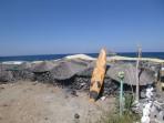 Pláž Cape Columbo - ostrov Santorini foto 3