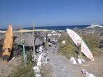 Pláž Cape Columbo - ostrov Santorini foto 4