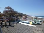 Pláž Cape Columbo - ostrov Santorini foto 5