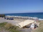 Pláž Cape Columbo - ostrov Santorini foto 12